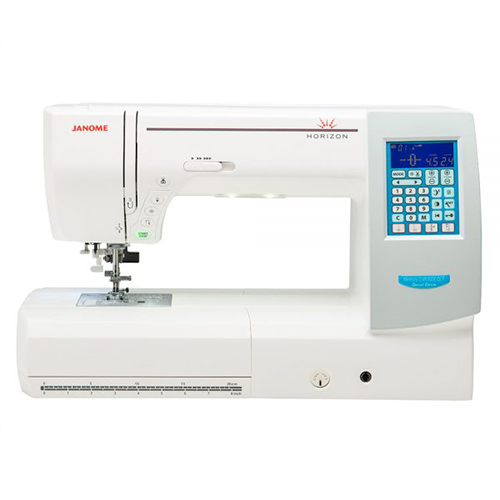 Janome MC8200QC Special Edition